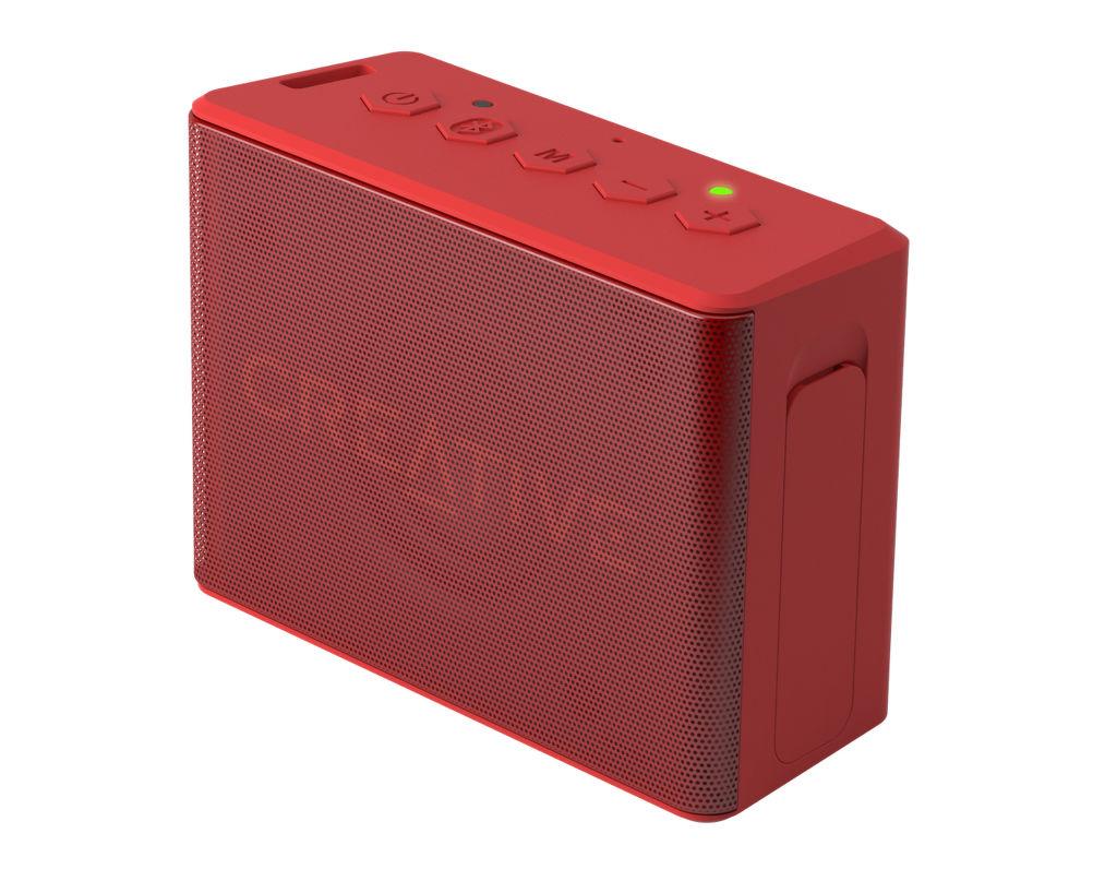 Creative Muvo 2C (červený)