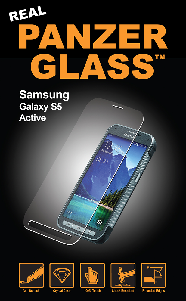 PanzerGlass 1039 sklo na Samsung Galaxy S5 Active