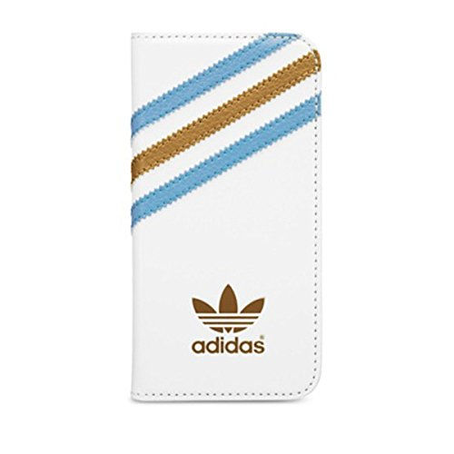 Adidas pouzdro pro Apple iPhone 5/5s Argentina (bílé)