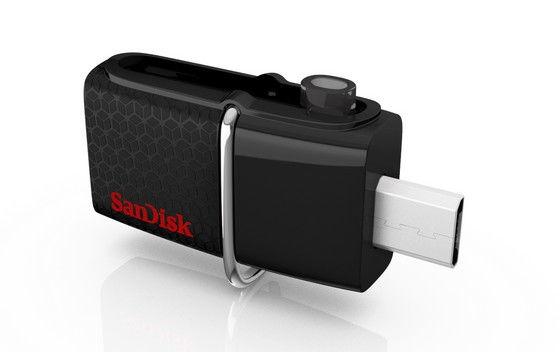 SanDisk 173349 Dual 64GB USB klíč