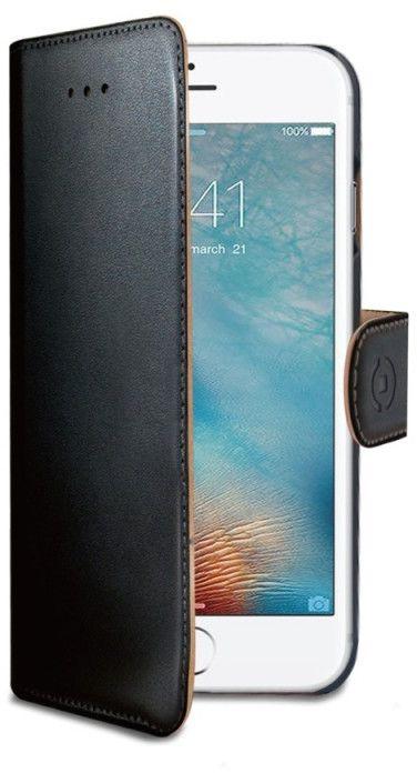 Celly Wally pouzdro pro Apple iPhone 7 Plus (černá)