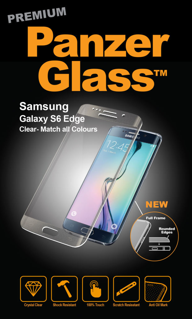 PanzerGlass pre Samsung S6 EDGE