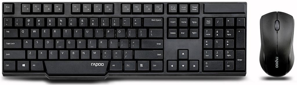 Rapoo 1830 - set klávesnica + myš