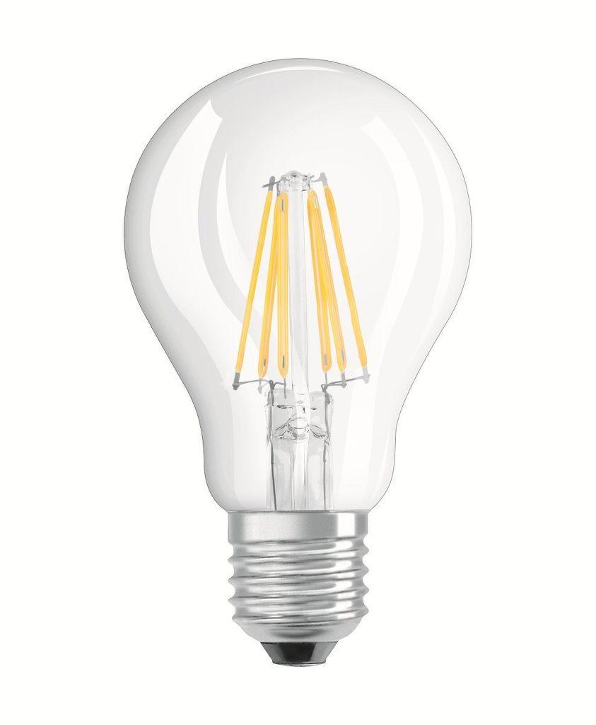 Osram LED A 60W E27 2ks, LED žárovka