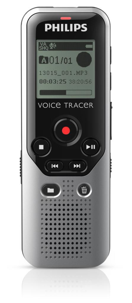 Philips DVT1200 (stříbrno-černý)