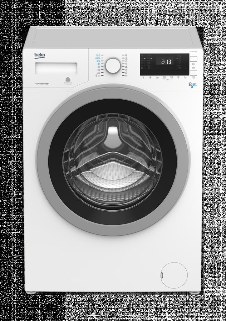 BEKO HTV8633XS0, pračka se sušičkou