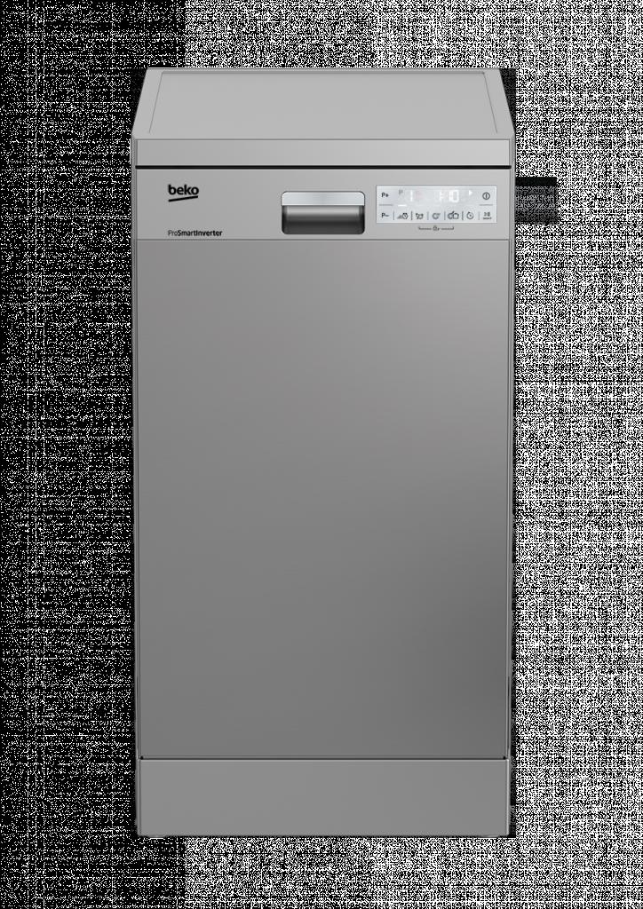 BEKO DFS 39020 X 45cm myčka na nádobí
