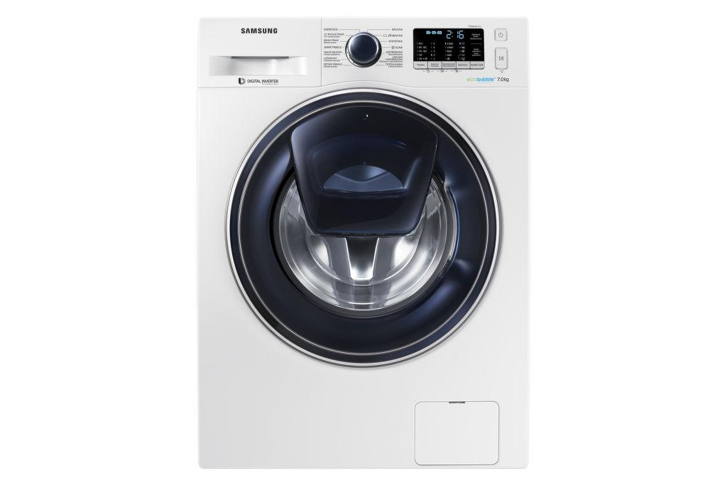 Samsung WW70K52109W předem plněná pračka