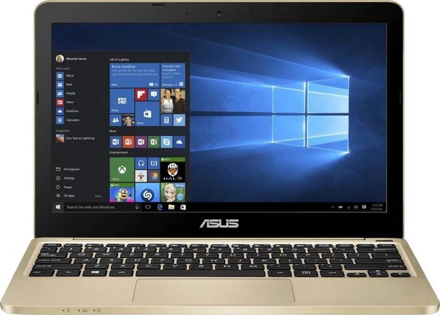 Asus VivoBook E200HA-FD0081TS zlatý