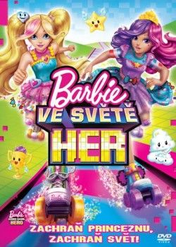 Barbie Ve světě her - DVD film