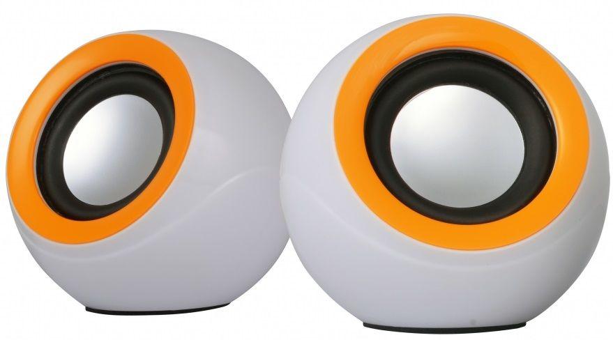 Omega OG-116B bílo-oranžové