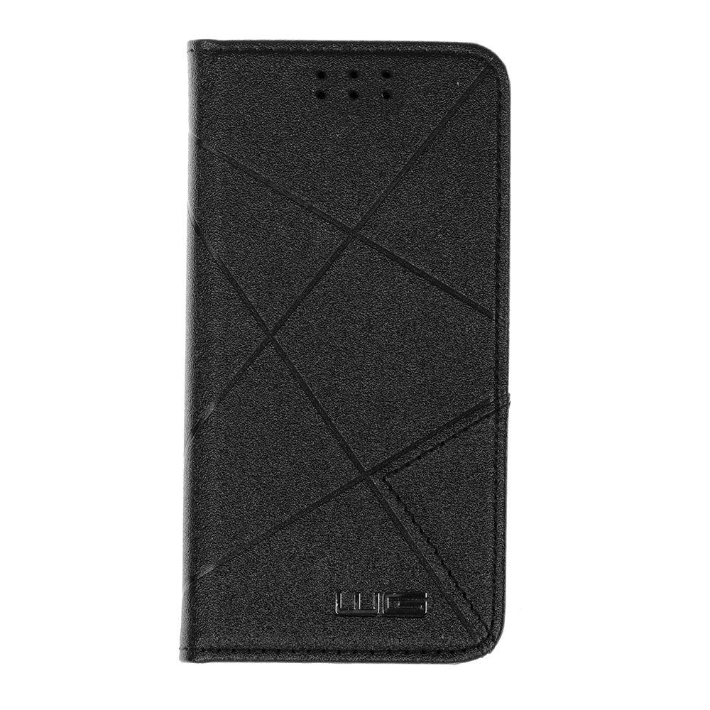 Winner Galaxy A3 2017 černé pouzdro cross flipbook