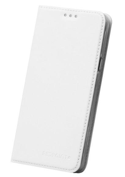 Redpoint Huawei P8 Lite bílé knižkové pouzdro
