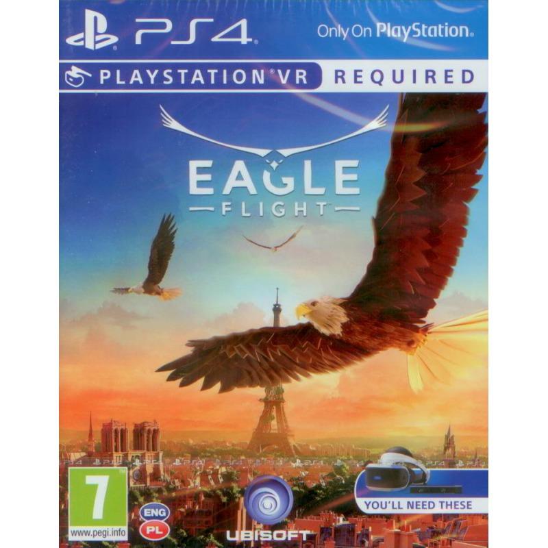 Eagle Flight V - PS4 hra