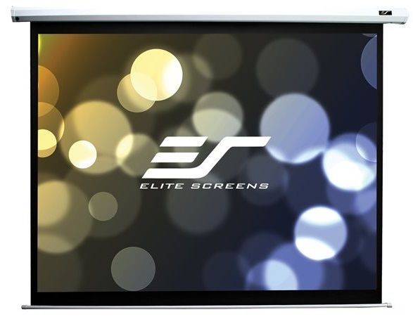 Elite Screens Electric100V projekční plátno