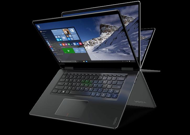 Lenovo Yoga 710-14IKB 80V4007MCK