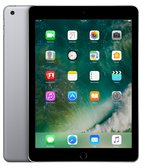 Apple iPad Wi-fi 128GB vesmírně šedý