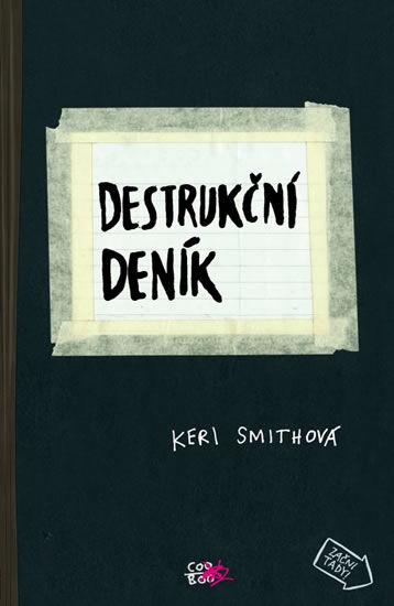 Albatros Keri Smithová: Deštrukčný denník