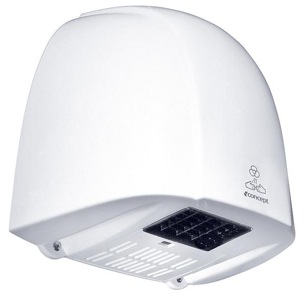 CONCEPT VR-1600, Vysoušeč rukou