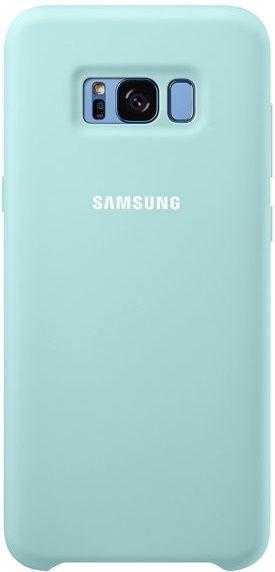 Samsung Silikon Cover EF-PG955 Galaxy S8+ modrý