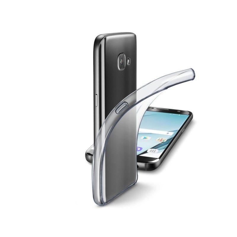 Cellular Line Pouzdro pro Samsung Galaxy A7 2017 transparentní