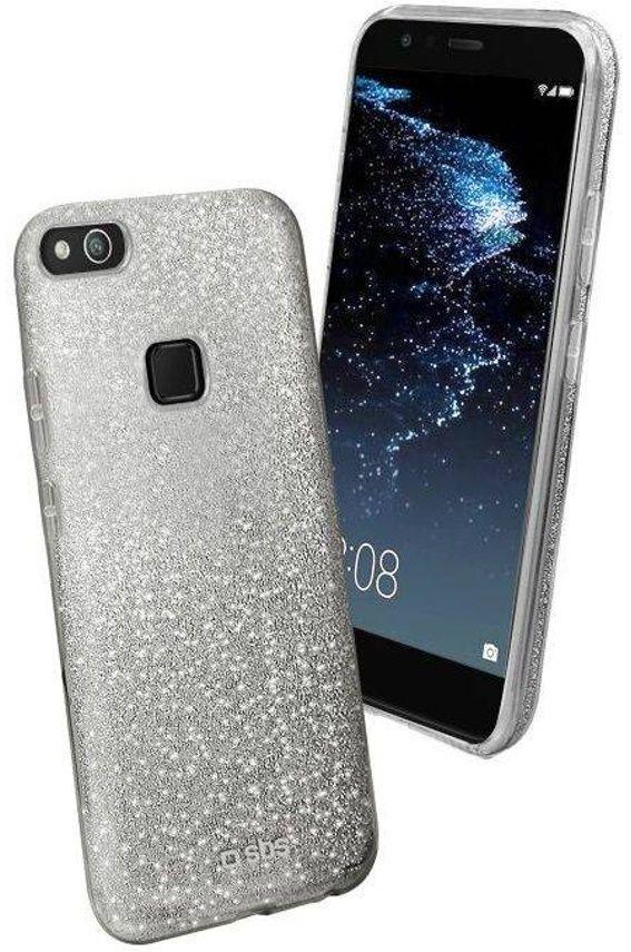 SBS ochranné pouzdro pro Huawei P10 Lite stříbrné