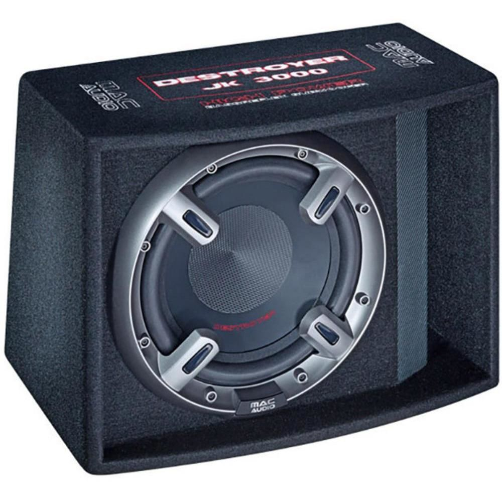 Mac Audio Destroyer JK 3000 - subwoofer do auta