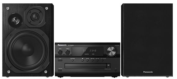 Panasonic SC-PMX82 černý