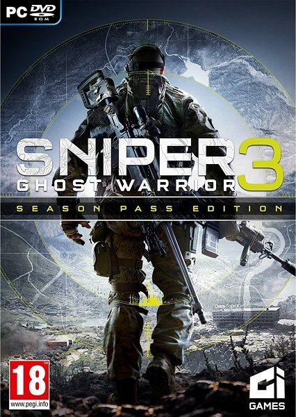 Sniper: Ghost Warrior 3 Season Pass Edition - PC hra