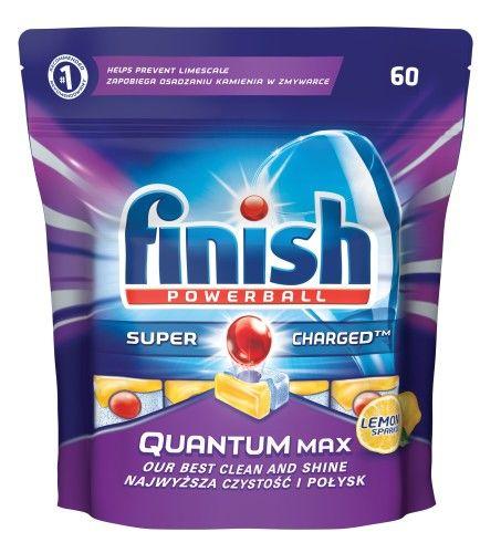 Finish Quantum Max 60ks tablety do myčky nádobí
