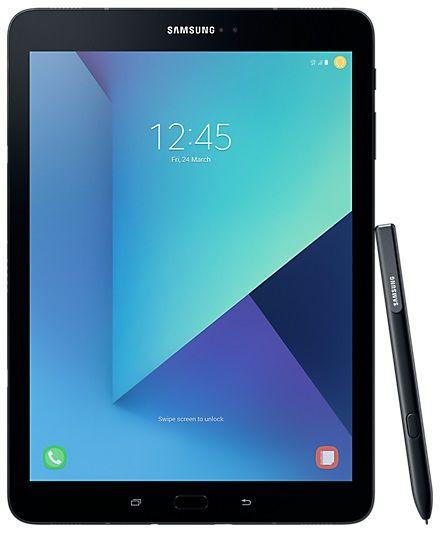 Samsung Galaxy Tab S3 Wi-Fi černý