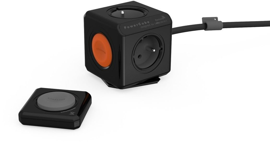 PowerCube Extender Remote Set černý