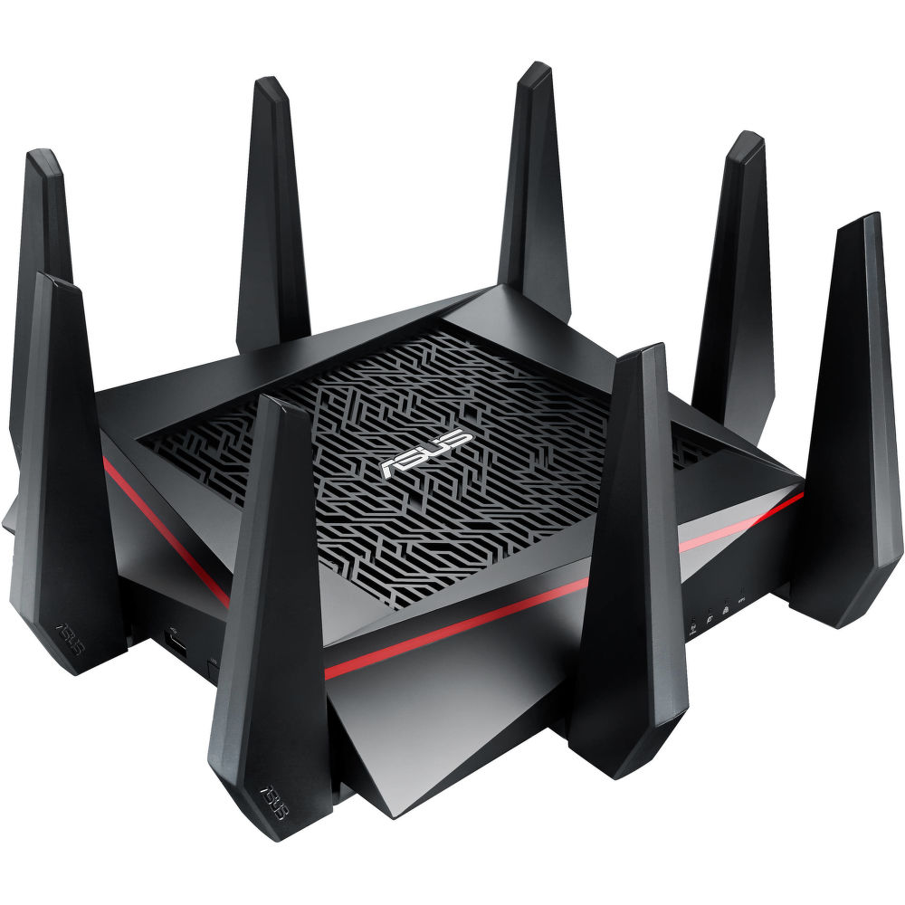 Asus RT-AC5300 Tri-Band Wi-Fi Gigabit Router