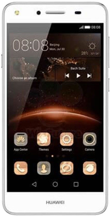 Huawei ochranná fólie pro Y3 II