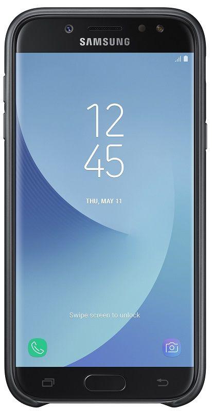 Samsung Galaxy J5 2017 černý dvouvrstvý kryt