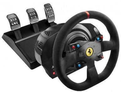 Thrustmaster T300 Ferrari 599XX EVO Alcantara (PC, PS3, PS4, PS4 Pro)