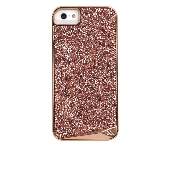 Case-Mate Brilliance Pouzdro na iPhone 5/SE růžové