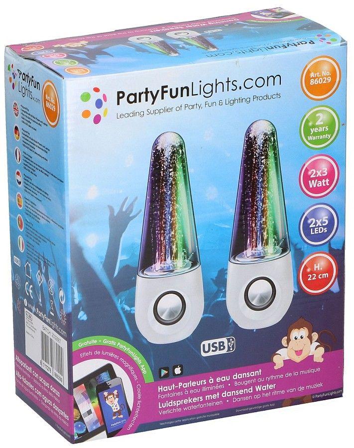 Party fun Dancing Water