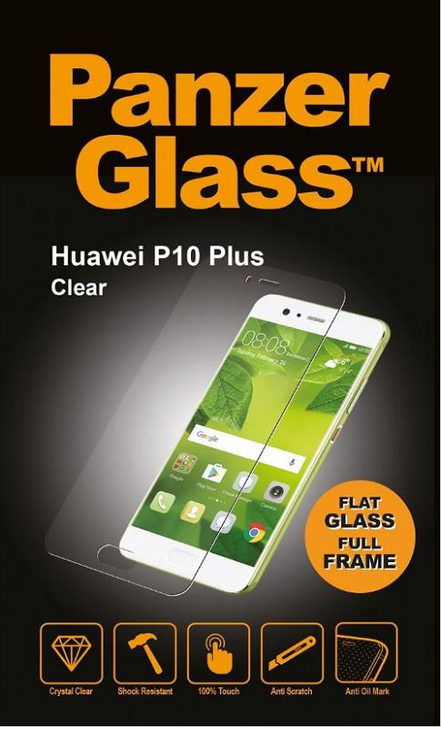 Panzerglass transparentní sklo na Huawei P10+