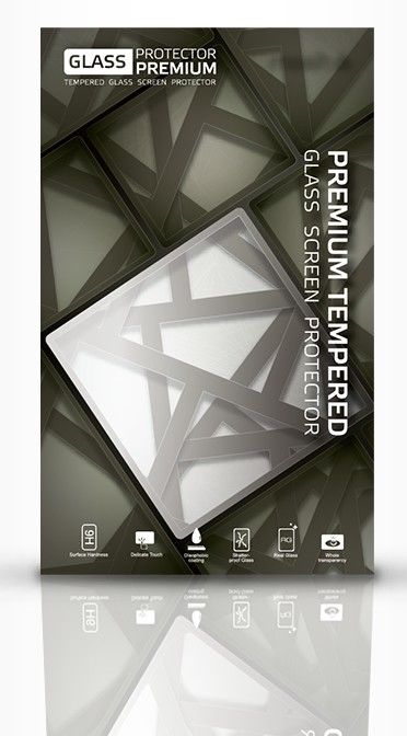 Glass Protector ochranné sklo na Alcatel One Touch Pixi 4