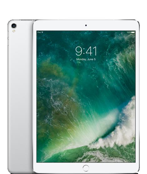 Apple iPad Pro 10,5'' Wi-Fi 512GB stříbrný MPGJ2FD/A
