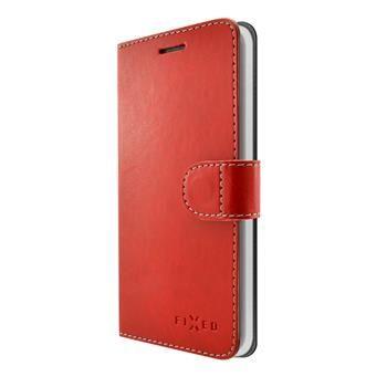 Fixed Fit pouzdro pro Samsung Galaxy J3 2016 červené