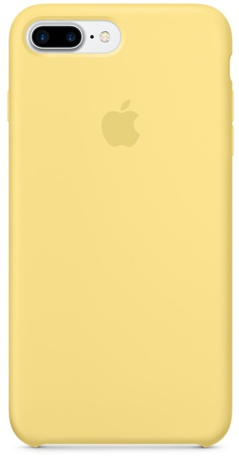 Apple iPhone 7 Plus Silicone Case žlutý
