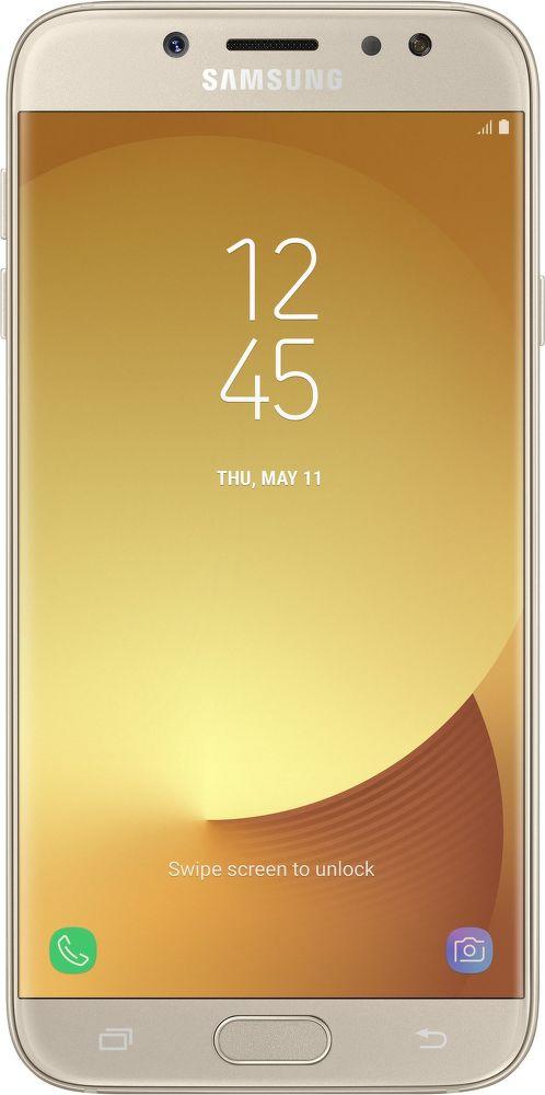 Samsung Galaxy J7 Duos 2017 zlatý