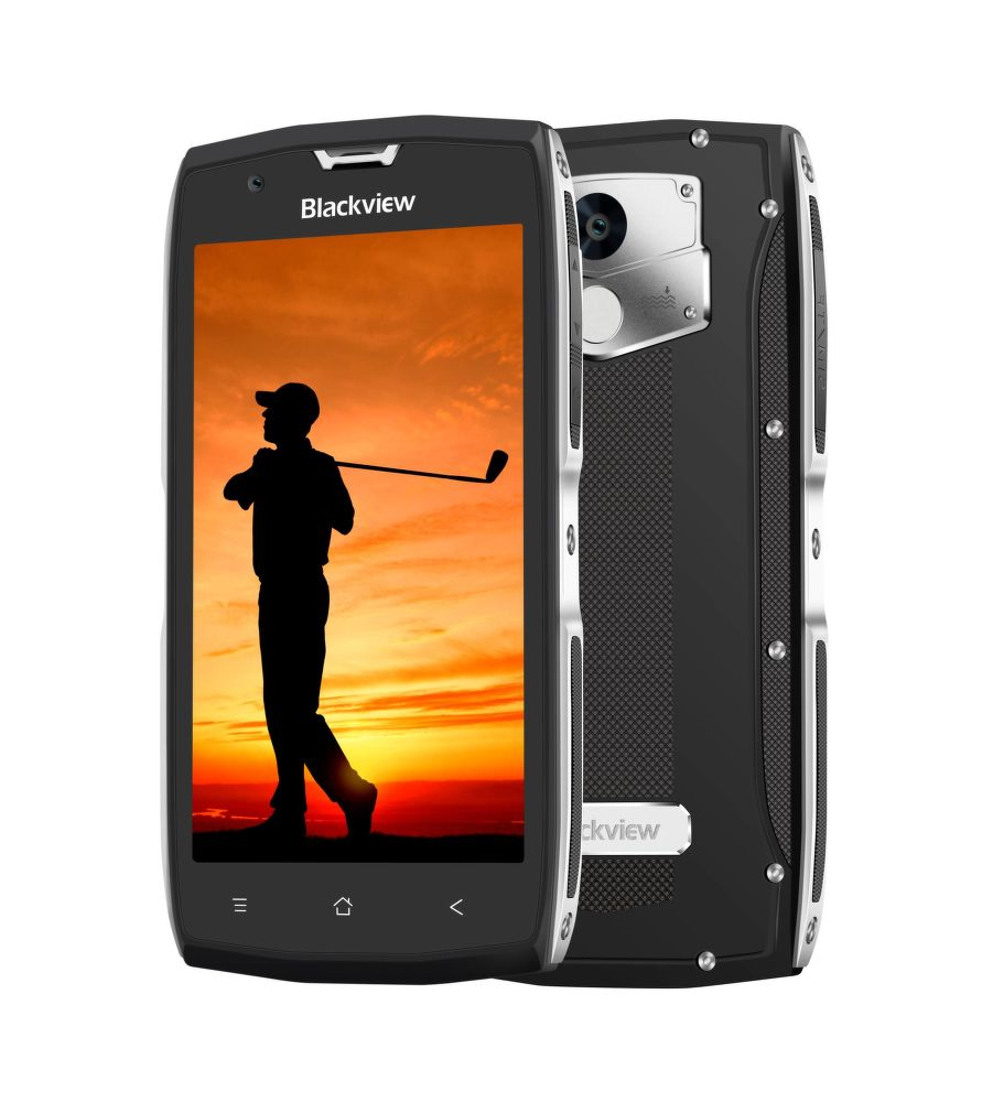 iGet Blackview GBV7000 Pro stříbrný