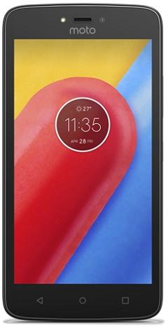 Motorola Moto C Dual SIM zlatý