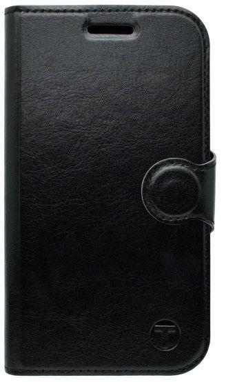 Mobilnet Knižkové pouzdro boční Huawei Y6 2017 černé