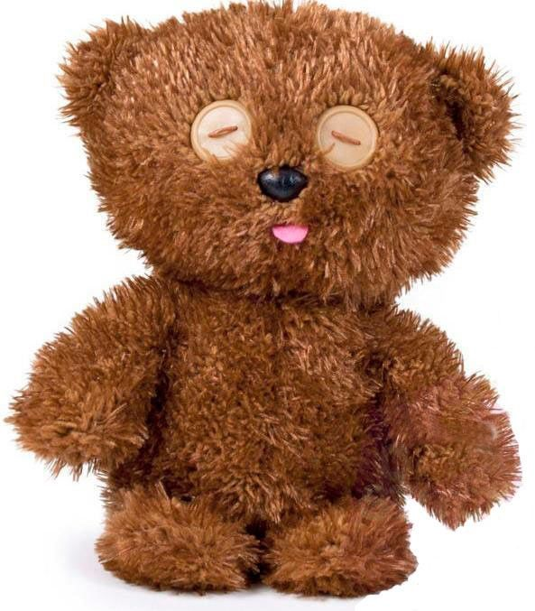 Bobov medvěd 28 cm
