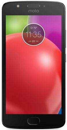 Motorola Moto E Dual SIM šedý