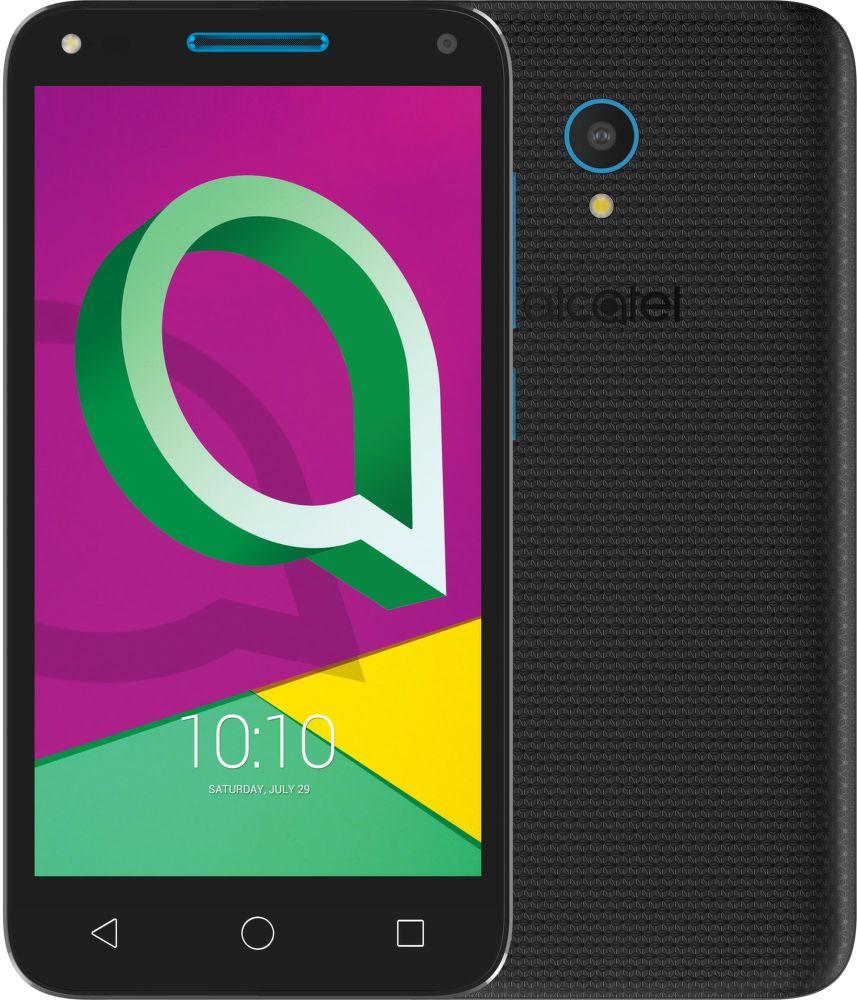 Alcatel U5 3G 4047D Dual SIM černo modrý + dárek VR BOX 3D virtuální brýle VR-X2 zdarma